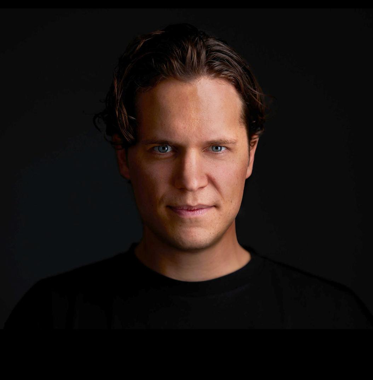 Michael Brom portret